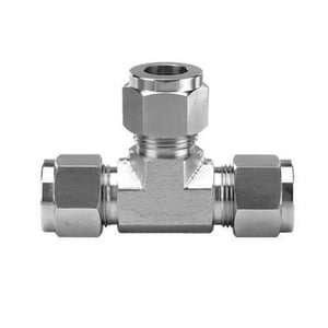 SS Union Tee Pipe Fitting