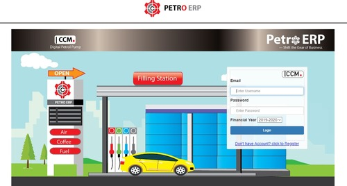 ERP Petrol Pump Software Service