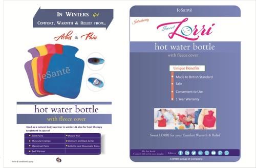 Rubber Sweet Lorri Hot Water Bag