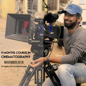 Cinematography Course Services