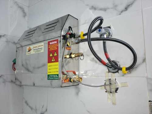 Accurate Designing Steam Bath Generators