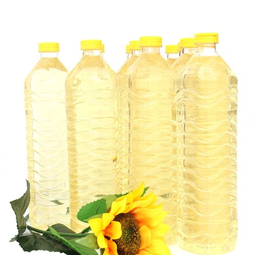 Hygienically Processed Sunflower Oil
