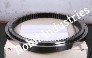 Precisely Designed Slew Ring Bearing