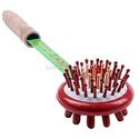 Acupressure Wooden Massage Hammer Back Head Knock Massager Stick