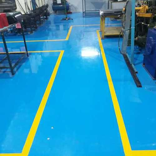 Blue Epoxy Coatings For Industrial