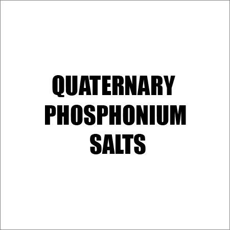 Quaternary Ammonium Salt - Manufacturers & Suppliers, Dealers