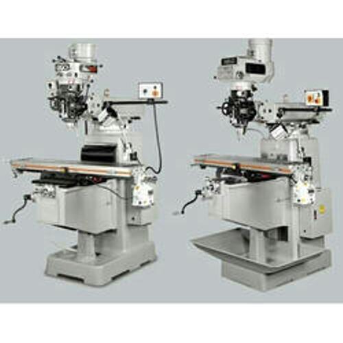 Mild Steel Argo Milling Machine