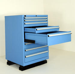 Mild Steel CNC Tool Cabinet