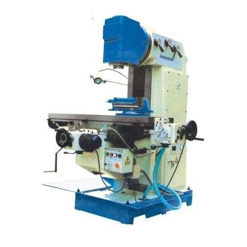 Semi Automatic Vertical Milling Machine