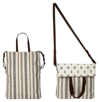Stylish Look Cotton Ladies Bags Weight: 200 Grams (G)