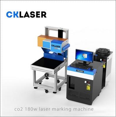 180W CO2 Laser Cutting Machine