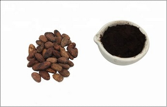 Raw Alkalized Black 100 Unsweetened Cocoa Cacao Powder