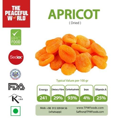 Superior Grade Dried Apricot
