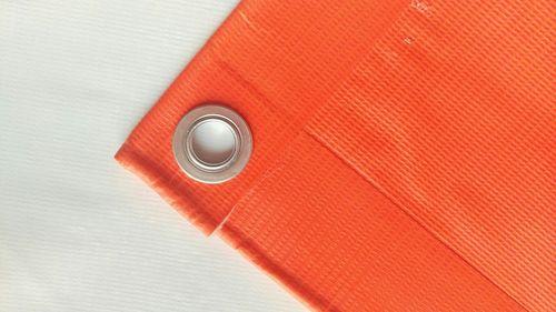 90gsm Orange Hdpe Tarpaulin For Oman