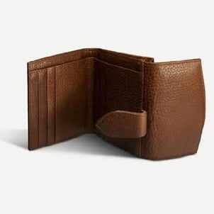 Fiji Trifold Leather Wallets