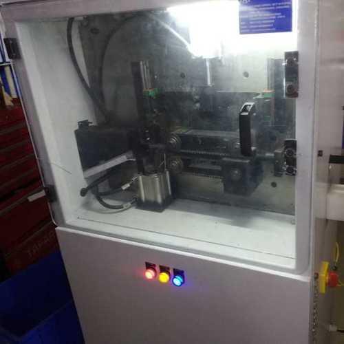 Hydraulic Hose Cutting Machine Material: Steel