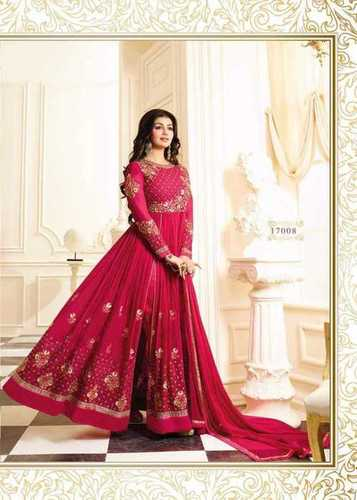 Ladies Embroidered Salwar Suits