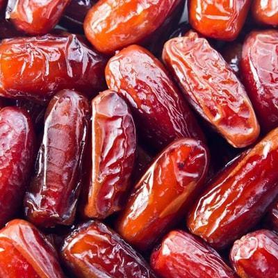 Reddish Black Rabbi Dates