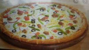 Delicious Tasty Baked Pizza