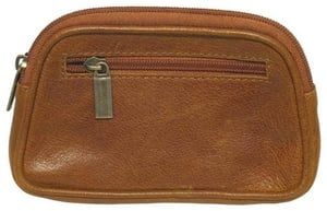 Elegant Look Leather Belt Pouch