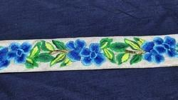 Parsi Embroidery Cotton Lace 05