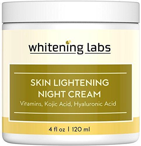Natural Skin Lightening Moisturizing Cream
