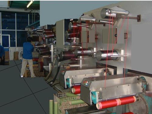 Polypropylene Bcf Spinning Machine