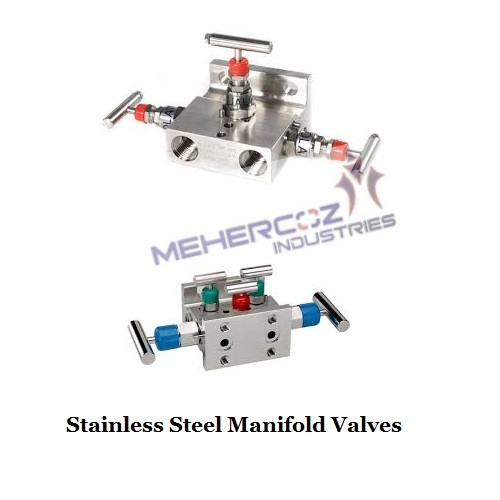 Stainless Steel Manifold Valves