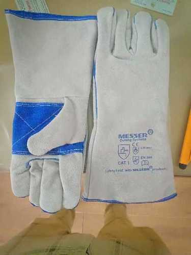 Full Sleeve Leather Hand Gloves