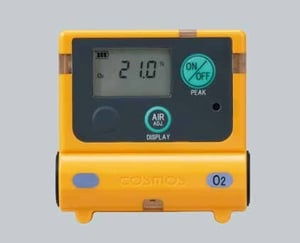 Oxygen Indicator For Confined Area