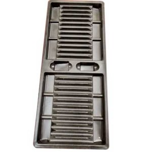 Plastic Packaging Injection Tray