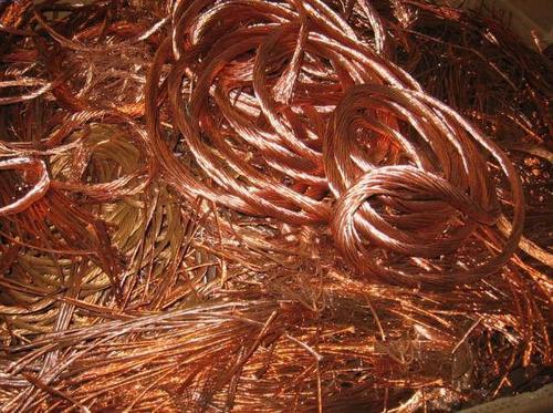 Pure Copper Cable Scrap