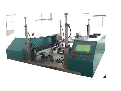 3D Stereo Table Screen Printing Machine