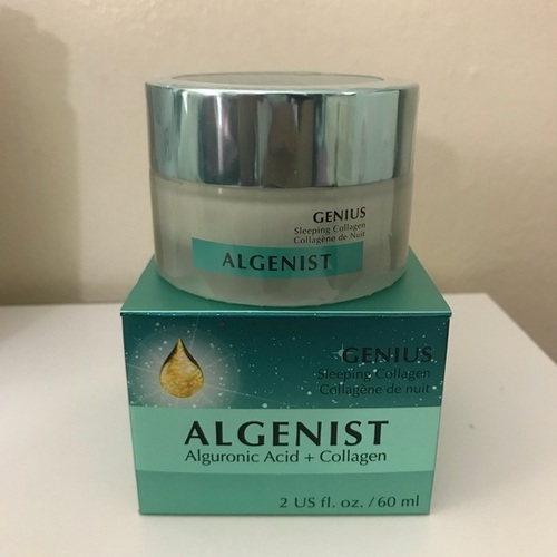 Algenist Genius Sleeping Collagen Cream