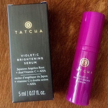 Original Tatcha Violet-C Brightening Serum