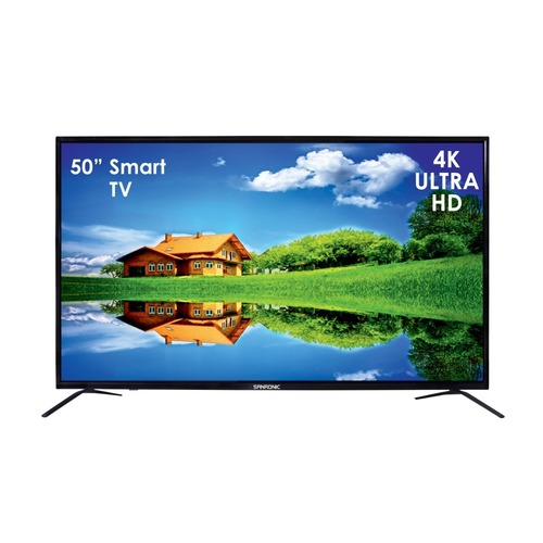 50 Inches Smart 4K UHD LED TV