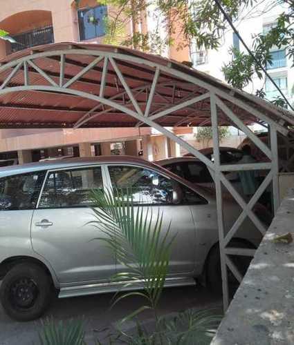 Metal Car Parking Shed