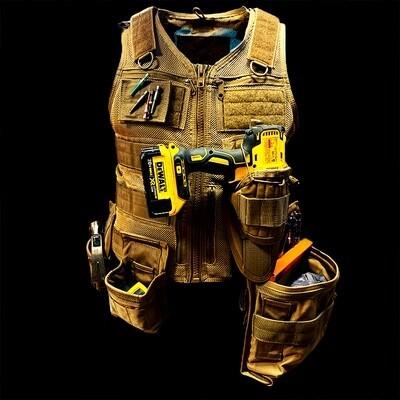 Saratoga Starter Kit American Tool Vest