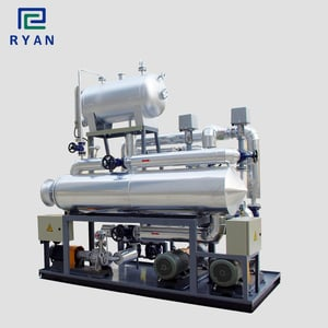 350kw Electric Thermal Fluid Hot Oil Heater