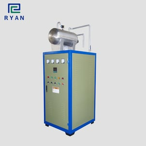 Electric Thermal Oil Heater Circulating Heating System