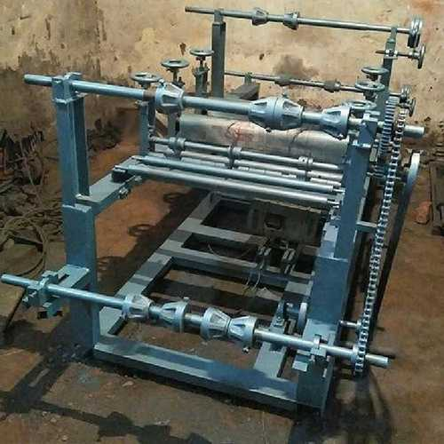 Paper Dona And Plate Lamination Machine