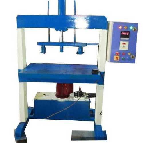Semi Automatic And Fully Automatic Hydraulic Paper Dona And Plate Making Machine