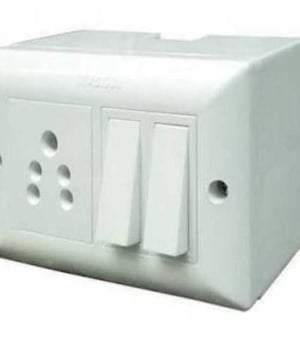 Electrical Plastic Switch Board