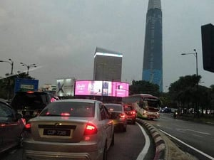 Outdoor And Indoor Full Color Led Billboard