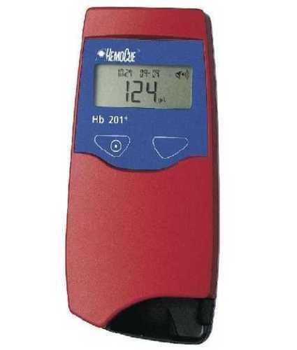 Pocket Hemoglobin Meter