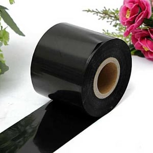Wax Ribbons Thermal Label Roll