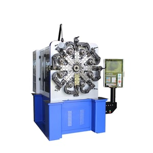 5 Axis CNC Wire Spring Forming Machine