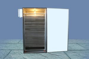 Easily Operate Vegetable Drying Machine