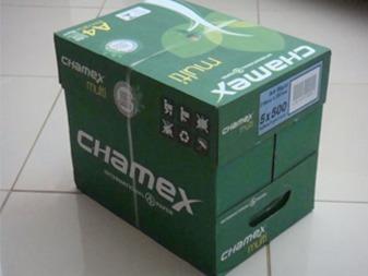 Chamex A4 Multi Copy Paper 80Gsm 210Mm X 297Mm Size