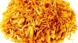Hygienically Processed Dried Onion